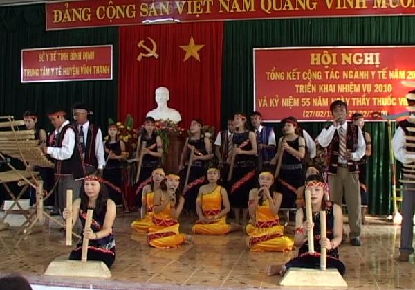 Kỷ niệm 55 năm ngày thầy thuốc việt nam