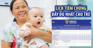 Tiến hành tiêm bù, tiêm vét cho trẻ em chưa tiêm đủ vắc xin