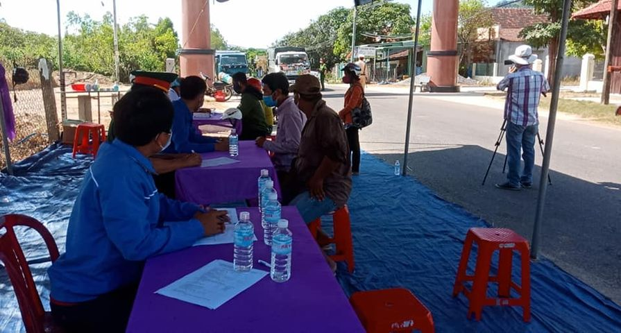 Huyện Vĩnh Thạnh triển khai thực hiện một số biện pháp khẩn cấp phòng, chống dịch COVID-19 trên địa bàn huyện