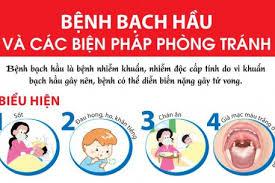Trung tâm Y tế huyện Vĩnh Thạnh triển khai một số biện pháp phòng, chống dịch bạch hầu