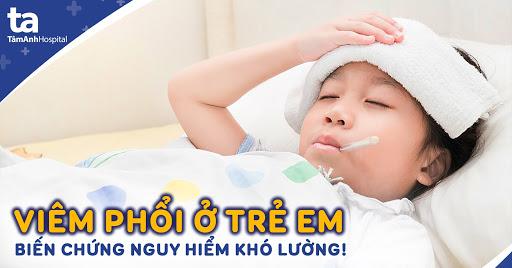 Cần chú ý phòng bệnh viêm phổi ở trẻ dưới 5 tuổi