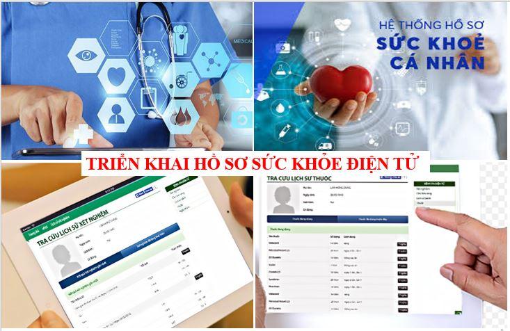 Trung tâm Y tế huyện Vĩnh Thạnh tiếp tục triển khai lập Hồ sơ sức khỏe điện tử tại huyện Vĩnh Thạnh năm 2021